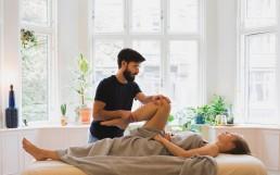 Behandling i lyst rum med Body SDS