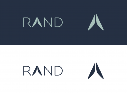 Logo design for RAND Boats