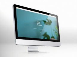 Website design for Ditte Marie Madsen - Psykoterapeut