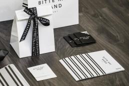 Retail gavekort design for Bitte Kai Rand