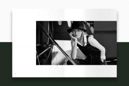 Layout af katalog for Bitte Kai Rand - AW18 - side 6-7 - Billede: Anders Overgaard