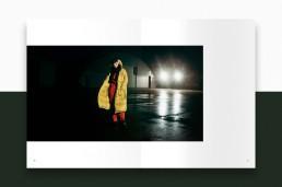 Layout af katalog for Bitte Kai Rand - AW18 - side 10-11 - Billede: Anders Overgaard