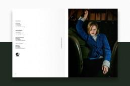 Layout af katalog for Bitte Kai Rand - AW18 - side 18-19 - Billede: Anders Overgaard